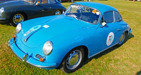Assurance Porsche 356
