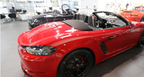 Assurance Porsche Boxster
