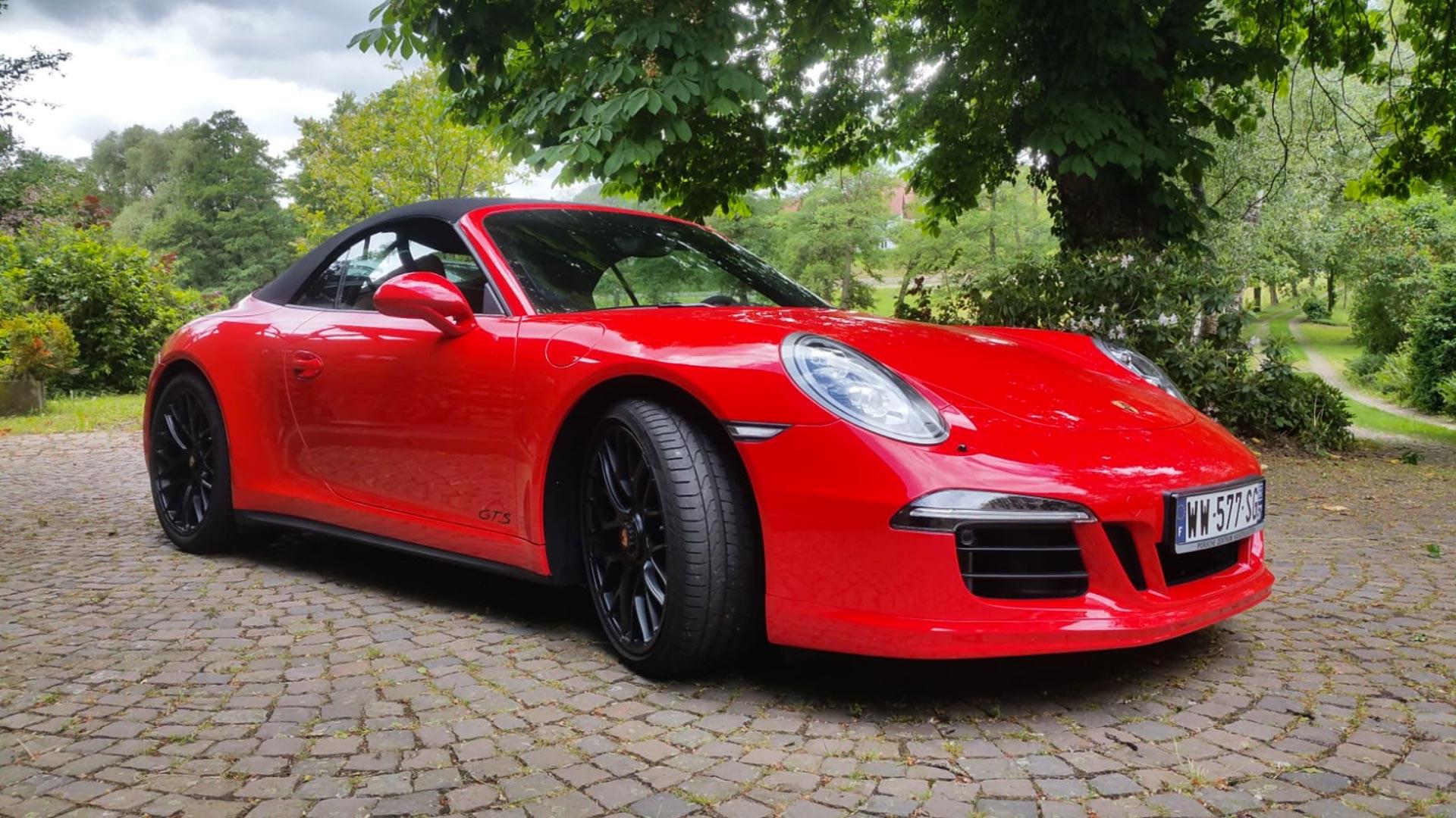 Actualités Porsche 911