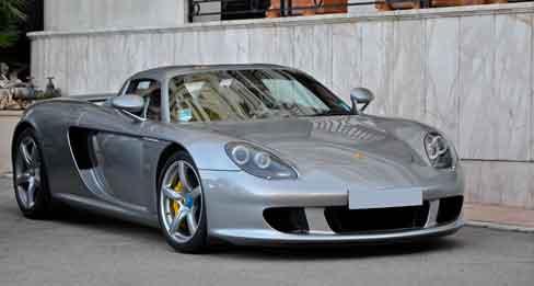 Assurance Porsche Carrera GT