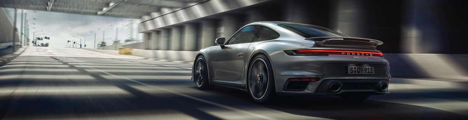 La nouvelle Porsche 911 Turbo S : 650ch et 800Nm de sensations fortes