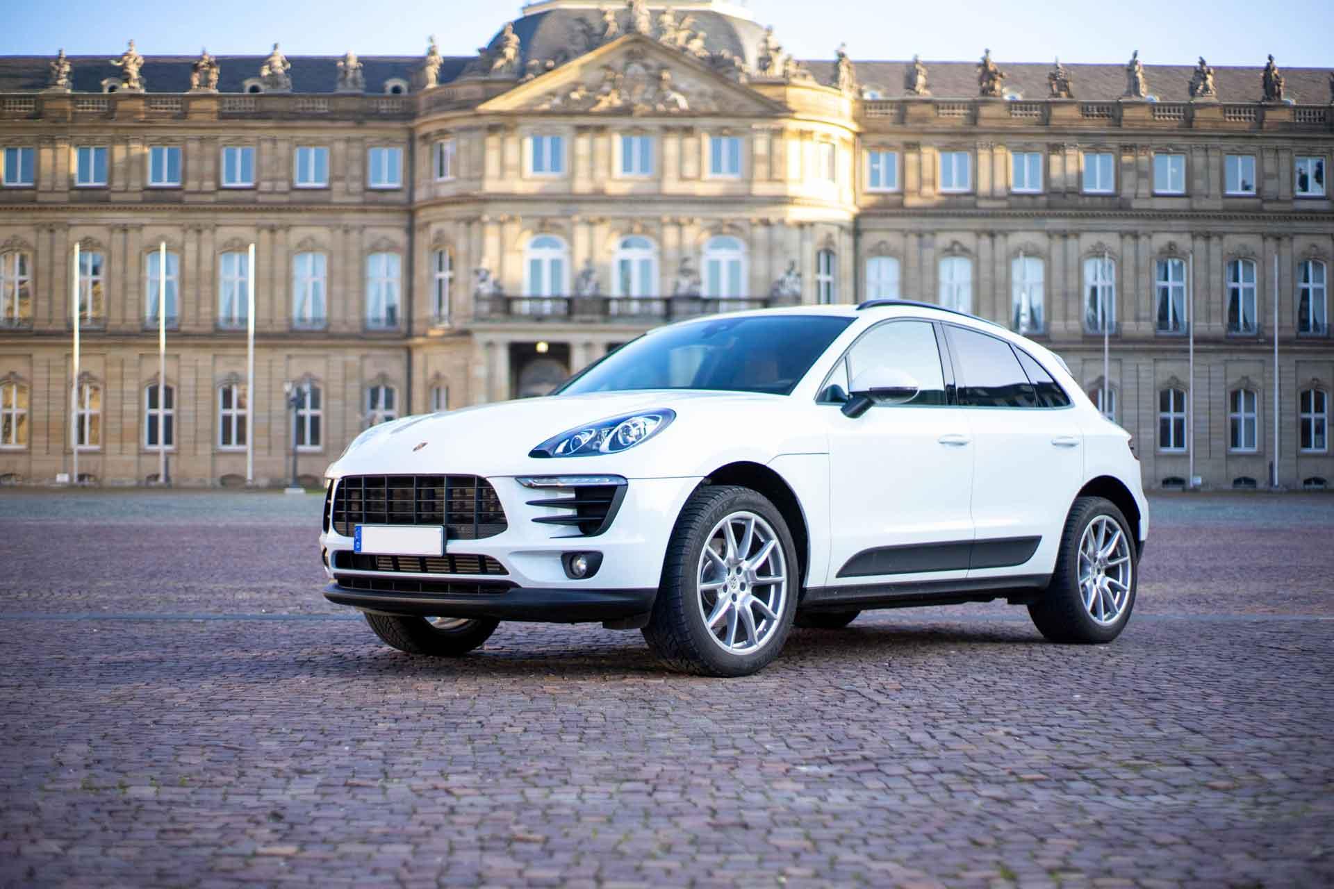 Actualités Porsche Macan