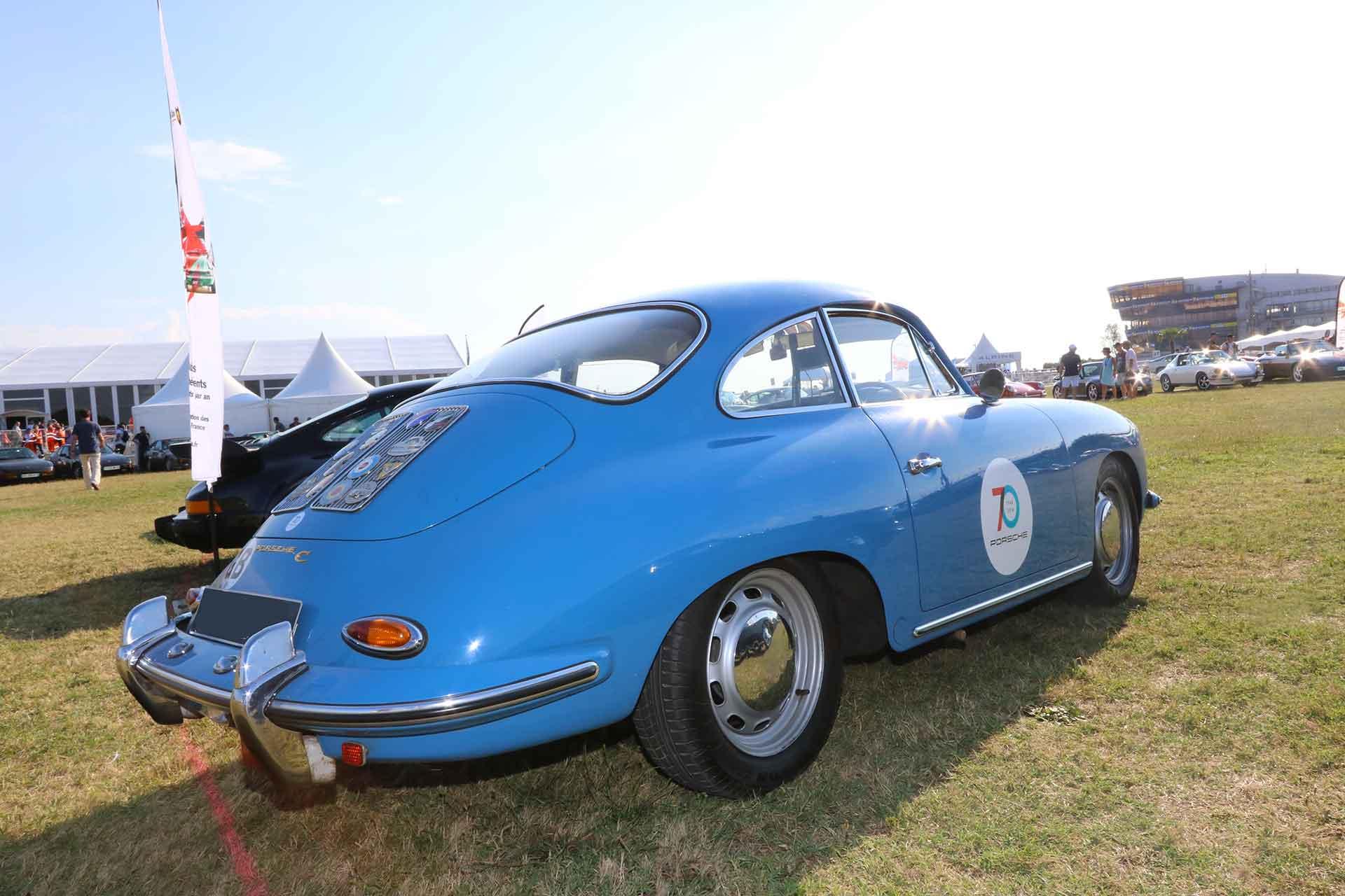 Actualités Porsche 356