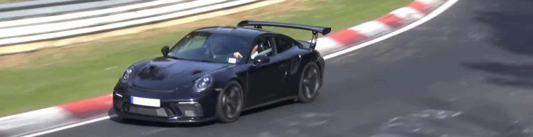 Actualité Porsche