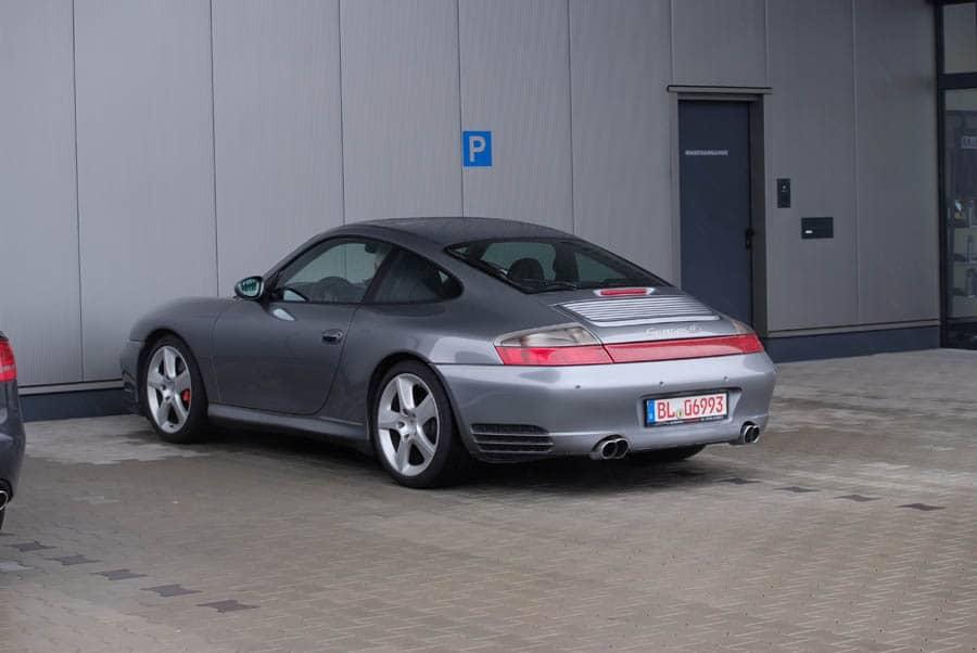 assurance porsche 911 carrera 4s 996