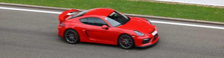 Actualités Porsche Cayman
