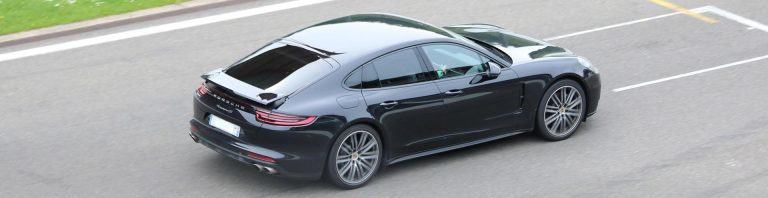 Actualités Porsche Panamera