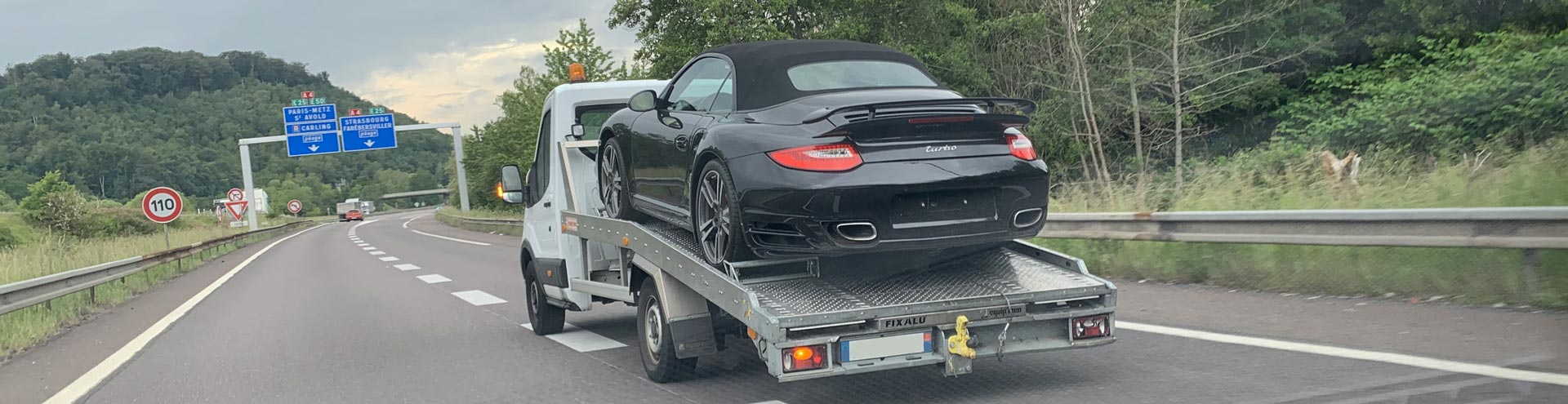 Votre Porsche a été volée : comment réagir ?