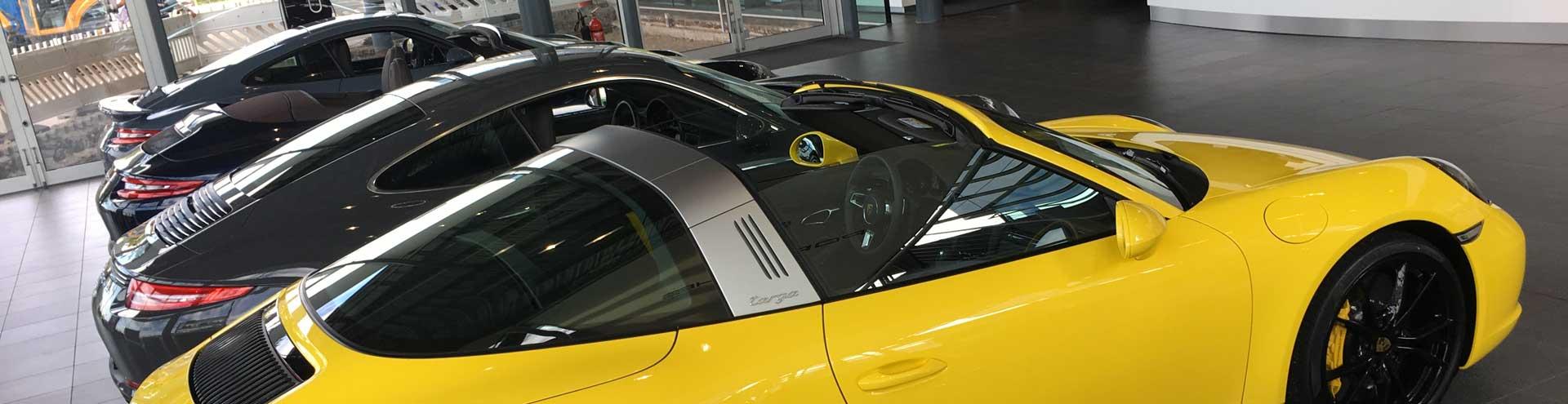 Comment acheter et importer sa Porsche d'occasion en provenance d'Allemagne ?