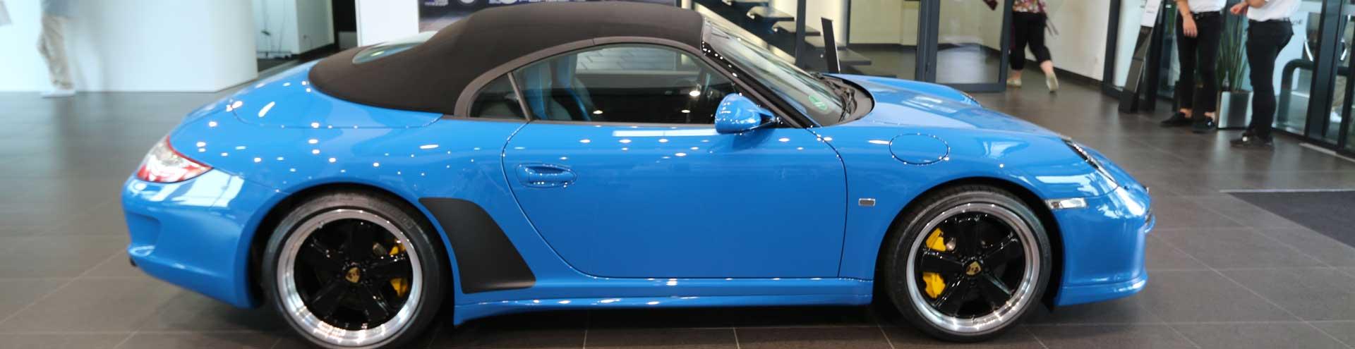 Vous souhaitez changer d'assurance pour votre Porsche ? Comment faire ?