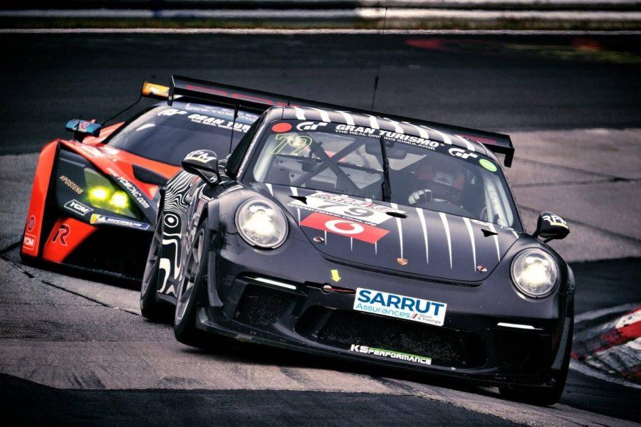 assurance Porsche 911 circuit