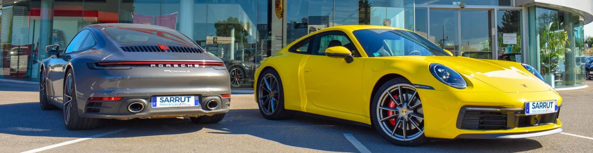 Comment réduire le coût d'assurance de sa Porsche ?