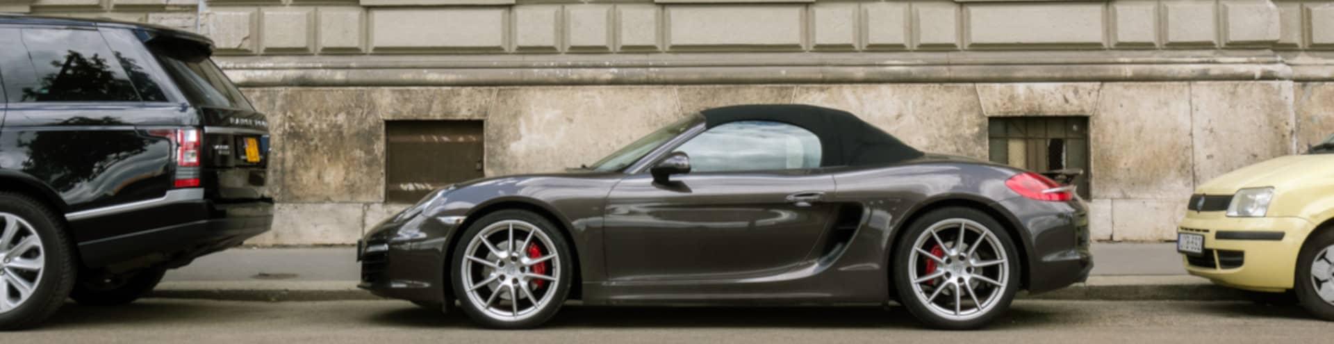 Vous roulez tous les jours en Porsche ? Quelle assurance choisir ?